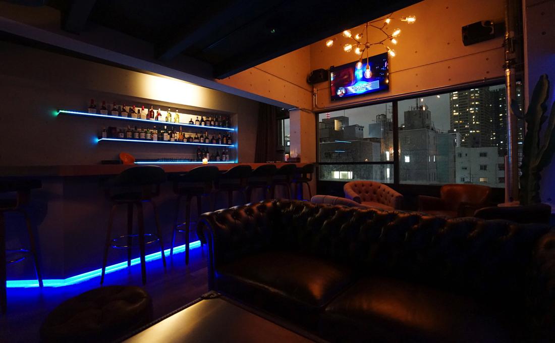 HANAREYA concrete lounge