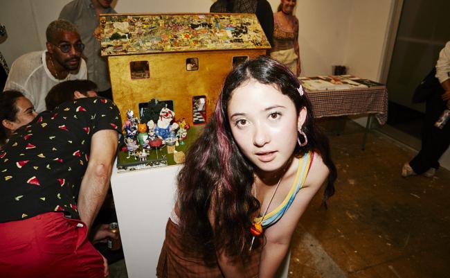 X-girl × Manon DREAM HOUSE