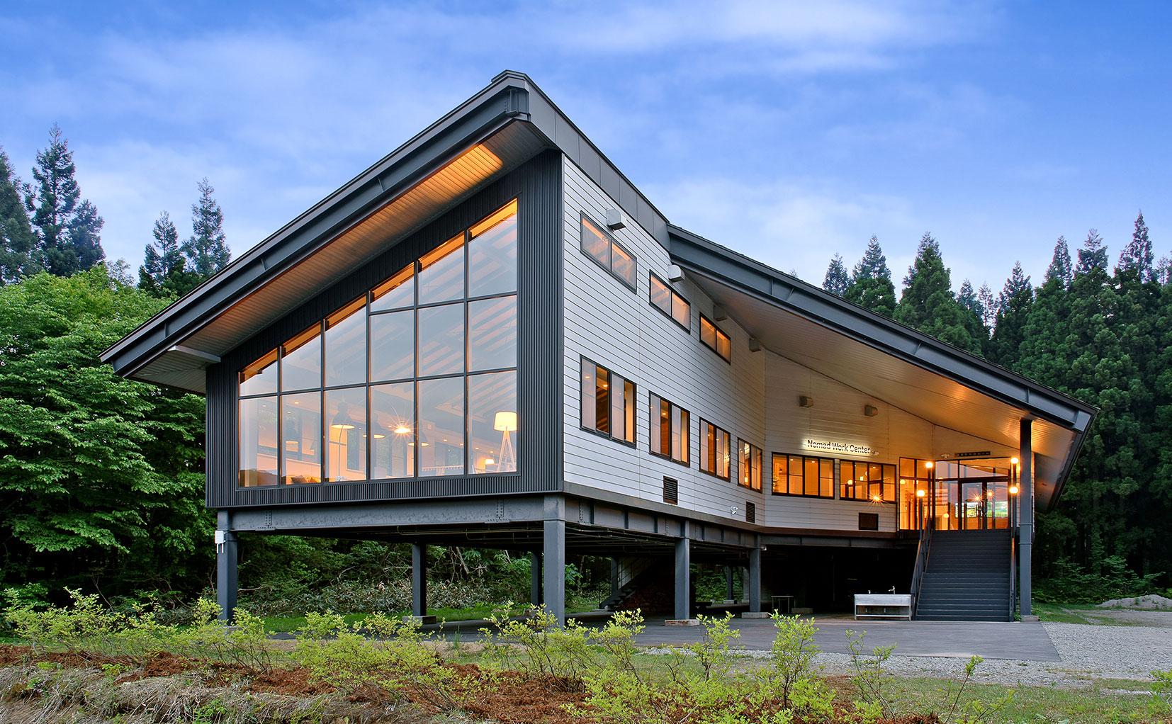 信濃町 Nomad Work Center