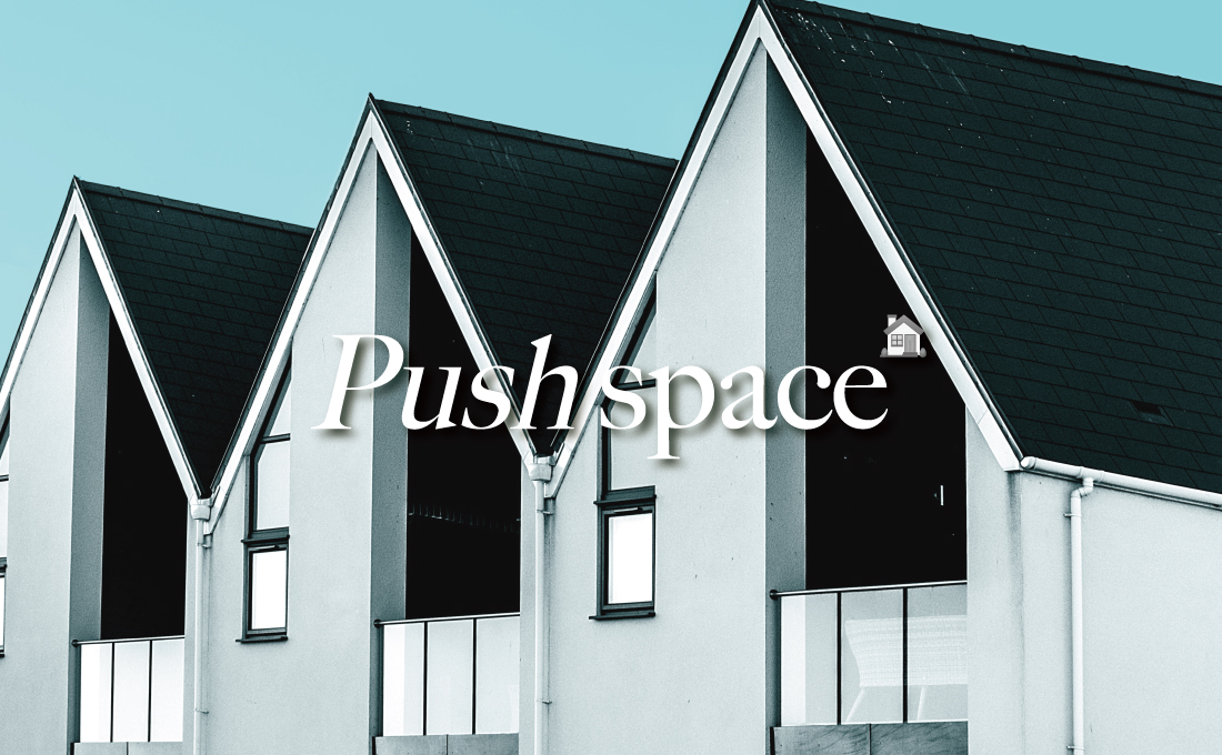 Pushspace 不動産サービス by TRACTION